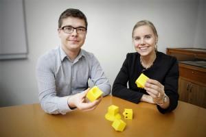 Eline en Maarten