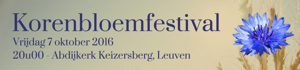 Banner Korenbloemfestival copy